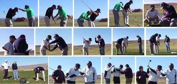 ゴルフレッスン1