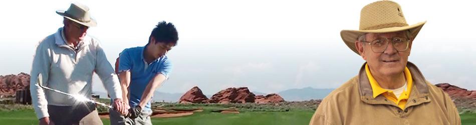 ゴルフ留学はアメリカの大自然で行います。