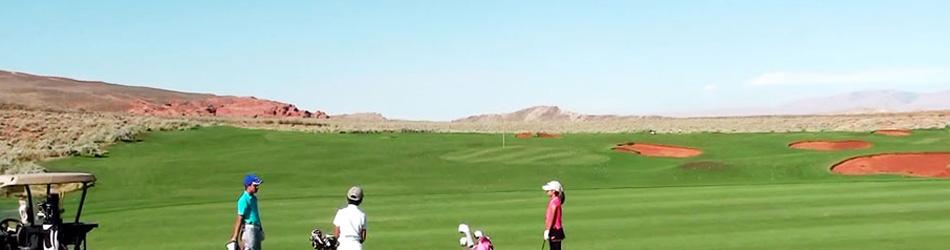短期のゴルフ留学も大歓迎です。
