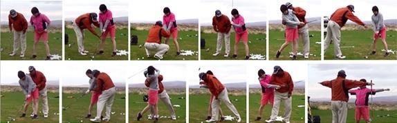 ミセスS様のゴルフ留学
