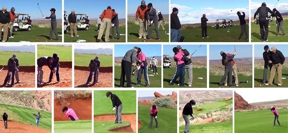 お仕事もあり短期のゴルフ留学ではありますが毎日良くなっていくゴルフに満足され、毎日レッスン後も一生懸命練習しておられたのが大変印象に残っています。 最後の日にはあの難しいチャンピョンコースを使ってのラウンドレッスンも受けられ、難しいラウンドレッスンも楽しく受けておられました。
