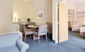 ラマダホテル 室内