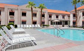ラマダホテル プール